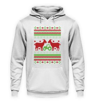 Ziege Tier Landwirt · Weihnachten