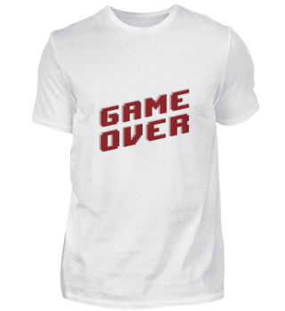 Game Over give up - Lewup