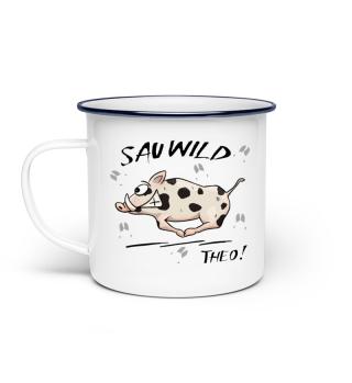 Sauwild Wildsau Theo