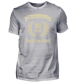 80 Jahre - Club der Alten Säcke