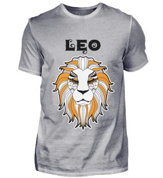 D007-0117A Zodiac Signs - Leo