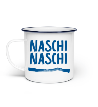 Naschi Naschi | Emaille Becher