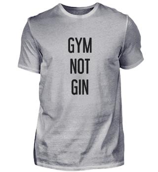 Gym Not Gin