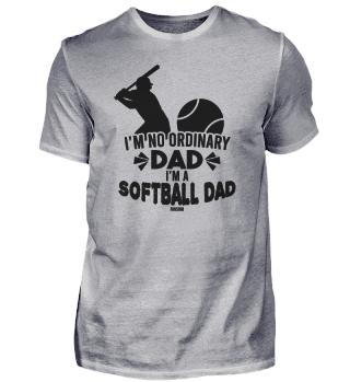 Softball Vater