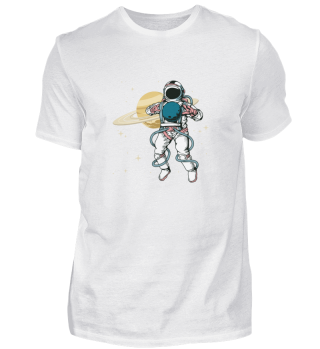 Cosmonaut Space Astronaut Saturn