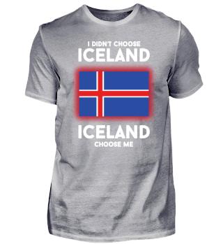 Ice Land Choose Me