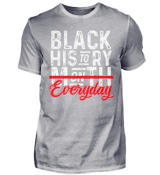 Black History Month Everyday