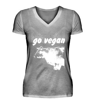 go vegan, Damen