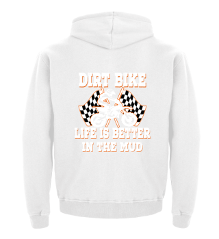 dirt bike life is better in the mud