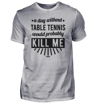 Table tennis table tennis