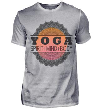 Yoga Shirt Spirit Meditation
