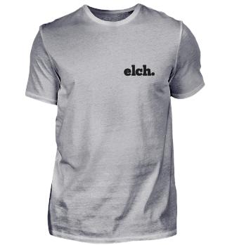 Elch-Shirt