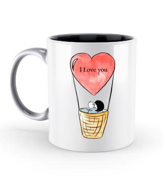 I Love You Valentinstag Geschenk idee