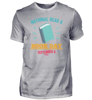 National Read A Book Day Geschichte