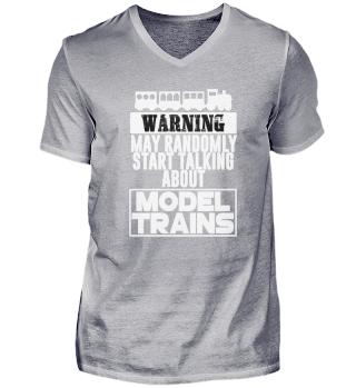 Railway Trains - Warning