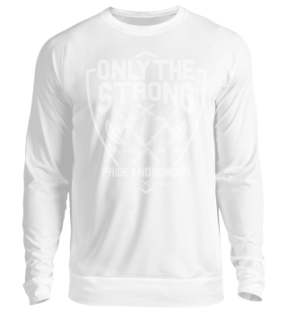 Strong Herren Langarm T Shirt Ramirez