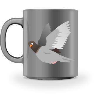 Kaffeetasse Scheiss auf alles!