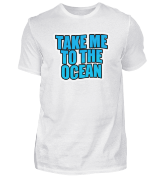 Ocean Diving Swimming holiday gift
