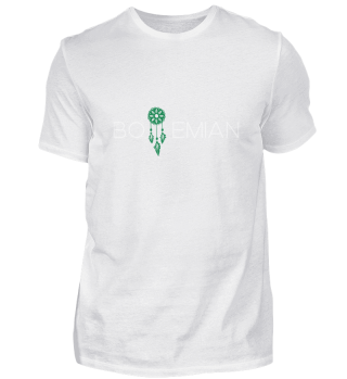Bohemian Catcher Art Design Retro TEAM