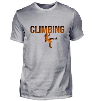 Climbing Bouldern Tshirt Men Women