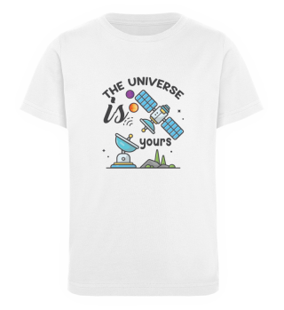 The universe is yours!