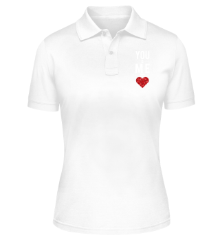 You & I = Love You and I make love