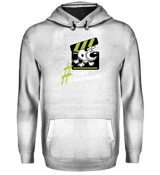 Comic Logo grün | Team Filmhunde