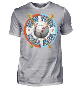 New York Ramirez Herren T-Shirt Kurzarm
