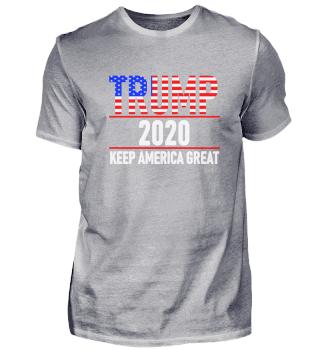 Keep America Great Trump 2020 President