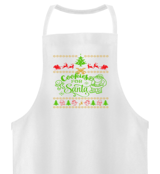 UGLY CHRISTMAS DESIGN - STRICKMUSTER #7.1