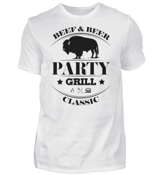 ☛ Partygrill - Classic - Beef #4S