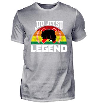 Jiu Jitsu Legend.