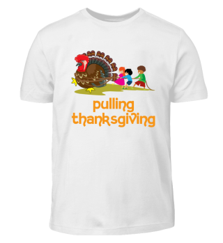 Pulling Thanksgiving (Kids)
