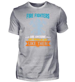 Fireman comrades Hydrant