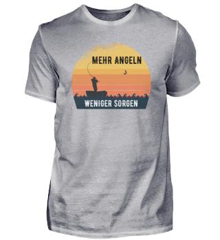 MEHR ANGELN - WENIGER SORGEN
