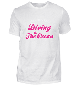 Diving Water Sports spell Gift