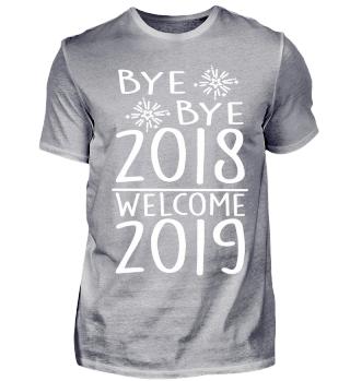 Neujahr, Geschenk, Silvester, Party