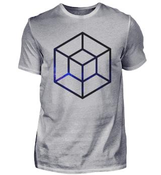 Tesseract 4th dimension