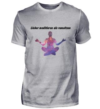 Meditation Meditieren Yoga Spruch
