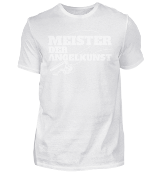 Partnershirt - Meister der Angelkunst