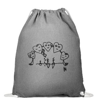 Hearts - Bag