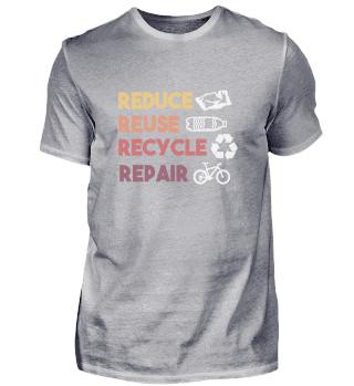 Recycling Environmental protection Again