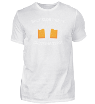 Bachelor Party Drinking Team Jungeselle