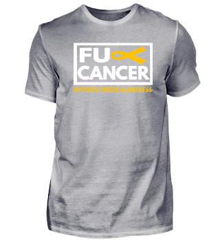 Fck Cancer Shirt appendix cancer