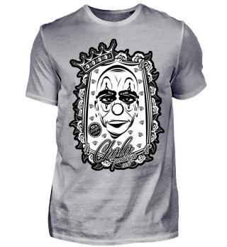 Herren Kurzarm T-Shirt Cholo BW Ramirez