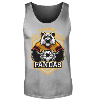 Herren Tank Top Pandas Ramirez