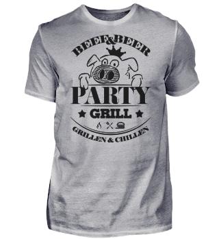 ☛ Partygrill - Grillen & Chillen - Pork #1S
