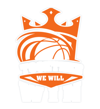 We win together Basketball Team Sports T