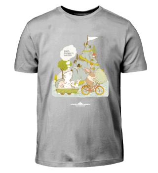 Fuatfoahn is lustig - Kinder-T-Shirt