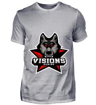 Visions Gaming T-Shirts